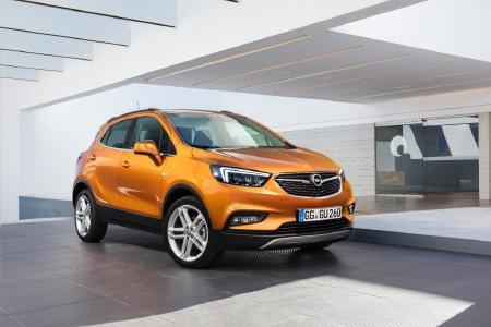 Voll vernetzt: Der neue Opel MOKKA X punktet mit den neusten IntelliLink-Infotainment-Systemen und Opel OnStar