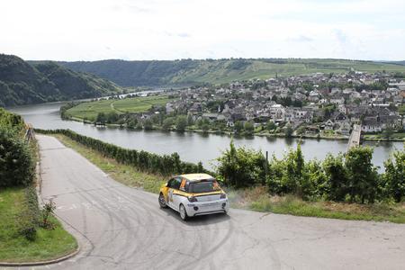 Deutschland-Rallye: Der WM-Lauf vor heimischer Kulisse ist ein Highlight für die Teams des ADAC Opel Rallye Cups