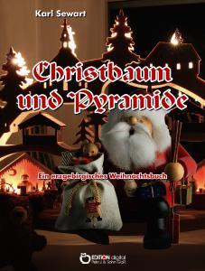 Christbaum und Pyramide