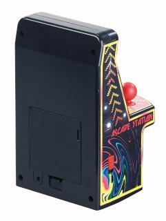 NC 7459 03 MGT Mobile Games Technology Handlicher Retro Videogame Automat mit 200 Spielen