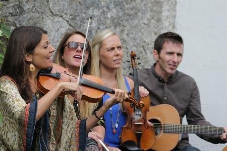 Na Leanai   Irish Pub Festival Wunderland Kalkar / Fotos©by artists