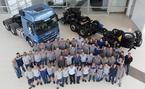 Production Milestone: Mercedes-Benz do Brasil Manufactures Its Two Millionth Commercial Vehicle