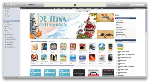 """""""Dr. Brumm"""" im AppStore"""