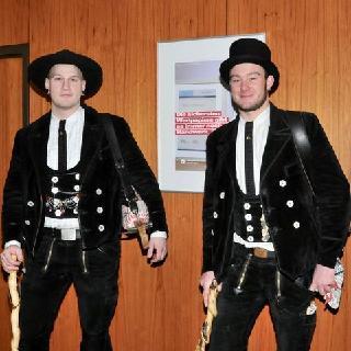 Mike Hanke und Nico Paetzold, Foto: Handwerkskammer Reutlingen