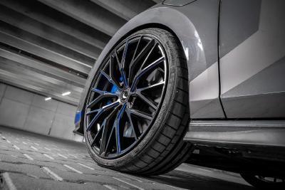 Barracuda Racing Wheels Europe: Barracuda meets Urban Motors - Ultralight Project 3.0 am neuen Golf 8 GTE