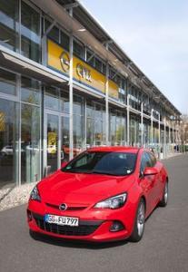 Erfolgreiches erstes Quartal: In Deutschland konnte Opel seinen Marktanteil im März auf 7,5 Prozent steigern