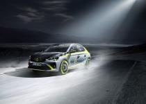 ADAC Opel e-Rally Cup Presented at Essen Motor Show
