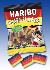 "HARIBO ""PASTA-FLAGGA"" inspiriert mit nationalem Flair!"