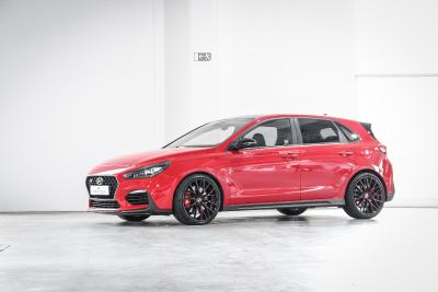 Die Ultralight Project 3.0 am Kompaktsportler Hyundai i30 N