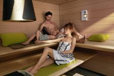 "The secret to more ""sauna cosiness"""