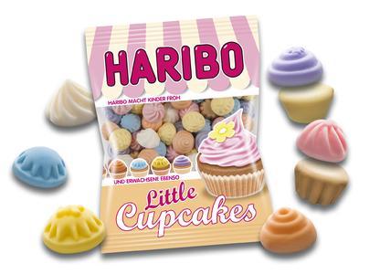 HARIBO LITTLE CUPCAKES