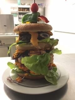 Goldschmitts Weltrekord Burger