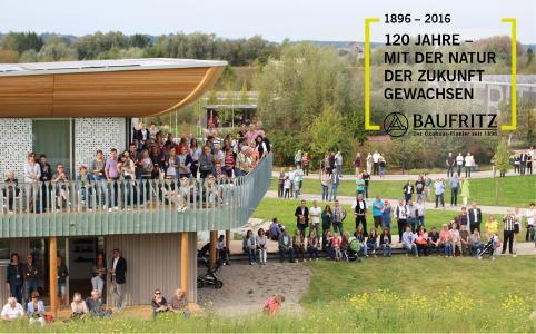 Mit Der Natur Der Zukunft Gewachsen Bau Fritz Gmbh Co Kg Seit