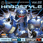 Blutonium & Dutch Master Works present HARDSTYLE VOL. 22