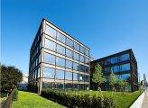 Der Neubau am Stammsitz in Offenburg beherbergt das Experience Center, die Zentrale der Meiko Deutschland GmbH, die Meiko Academy sowie eine Konferenzebene
