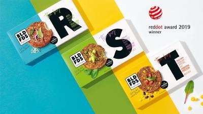 © HAJOK Design: Bold Foods – Winner des Red Dot Design Awards 2019