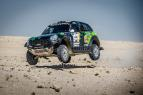 MINI ALL4 Racing bereit für die Baja Italien - Vierter Lauf des FIA Cross Country World Cups 2016