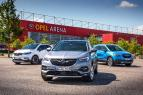 Opel's X-Family: Adventurous, Versatile, Elegant and above all Successful