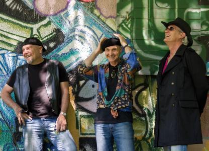 Homeless Boogie Nirvana, Fotos: Kulturgewächshaus Birkenried, Raimund Liebhaber