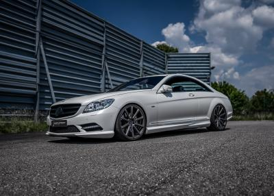 Cor.Speed meets TR Exclusive - Elegant shoes for the large Mercedes coupé