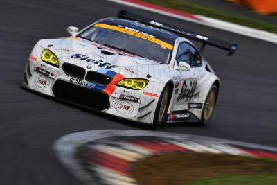 BMW Team Studie, BMW M6 GT3, Japanese SuperGT Championship, Fuji