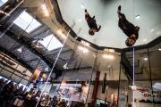 Erste Deutsche Meister im Indoor Skydiving in Bottrop gekürt