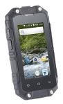 simvalley MOBILE Mini-Outdoor-Smartphone SPT-210 mit Dual-SIM und Android 5.1, IP65