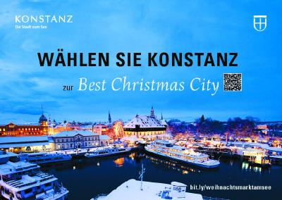 Best Christmas City