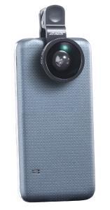 NX 4159 4 Somikon Premium Smartphone Vorsatz Linsen Set