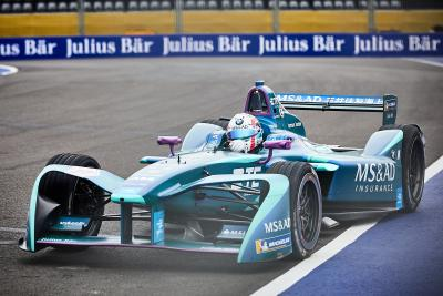 Formula E, MS&AD Andretti, Bruno Spengler, Rookie-Test, Marrakesh