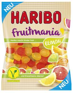 HARIBO erweitert vegetarisches Produktsortiment