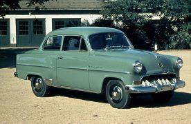 Läutete die Opel Rekord Erfolgsgeschichte ein: Olympia Rekord (1953 - 1954)