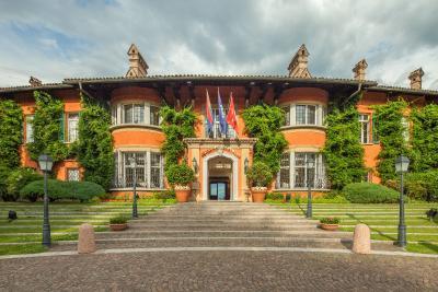 Villa Principe Leopoldo / Foto:  Matteo Danesin