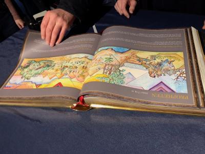 Die Wiedmann Bibel ART-Edition Nummer 3