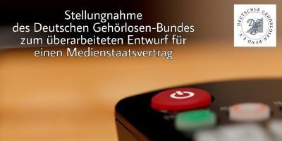 Deutscher Gehörlosenbund e. V.