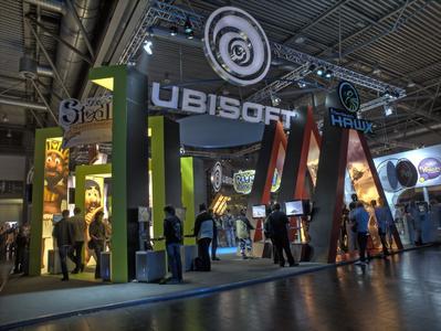 Ubisoft Deutschland zieht positive Messe-Bilanz!