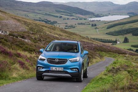 Erfolgs-SUV: Rund 8.600 Opel Mokka X wurden im ersten Quartal neuzugelassen, was ein Plus von 16 Prozent gegenüber dem Vorjahr bedeutet