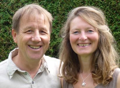 Klaus Nagel und Susanne Mössinger