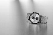 Lilienthal Berlin Chronograph Duality Black Silver