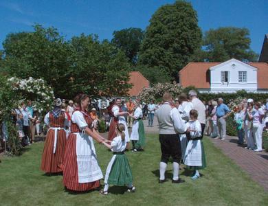 Glücksburger Rosenfest