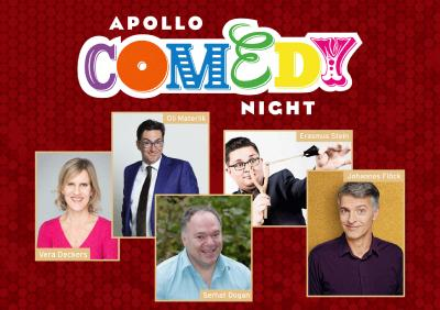 Apollo Comedy Night – 100 Minuten Lachgarantie!