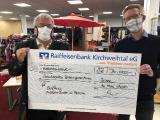 """Bezirkseinrichtung unterstützt Stiftung """"Nächstenliebe in Aktion"""""""