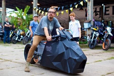 Pure&Crafted Festival presented by BMW Motorrad 2017 (08/2017)