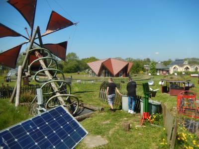 Der artefact Klimapark  in Glücksburg startet mit neuem Outfit und weiteren Attraktionen
