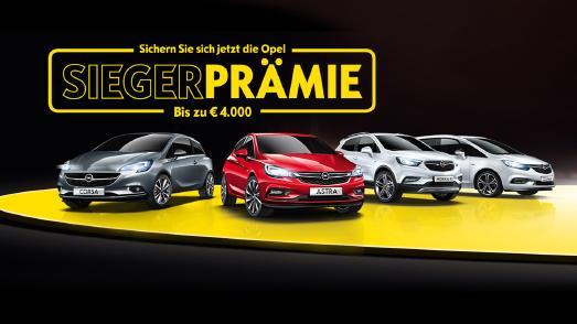 Opel Sieger Praemie