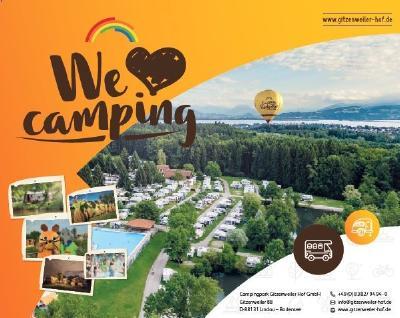 We love camping Gitzenweiler Hof