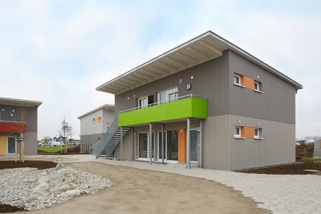 Flüchtlingsunterkunft Königsbrunn