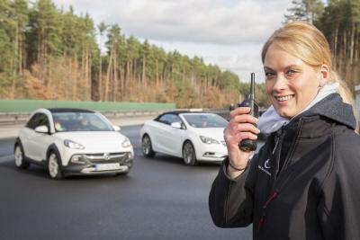 Opel ADAM Cascada