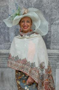 Veranstalterin Ute Patel-Missfeldt