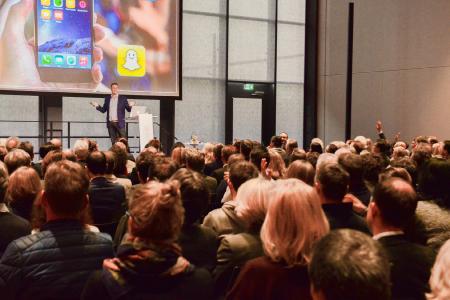 5. Konstanzer Unternehmerfrühstück: Digital anders - es beginnt im Kopf